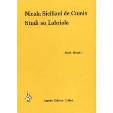 Siciliani de Cumis N. Studi su Labriola